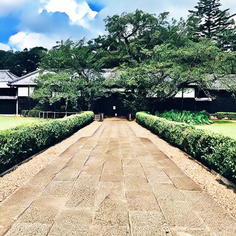 千葉県柏市の風景 16 吉田家記念公園