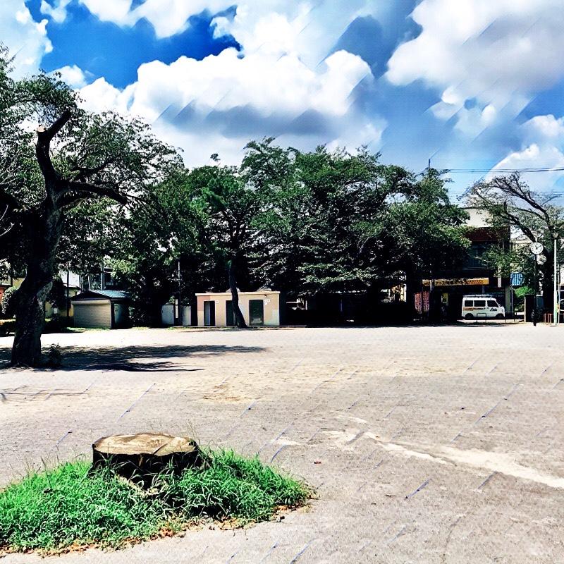 千葉県柏市の風景 19 高野台児童遊園C