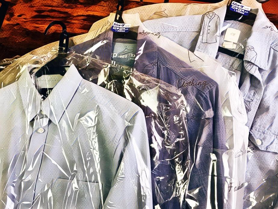 スーツ着ないフリーランスのアラフォー男性のビジネス服 6