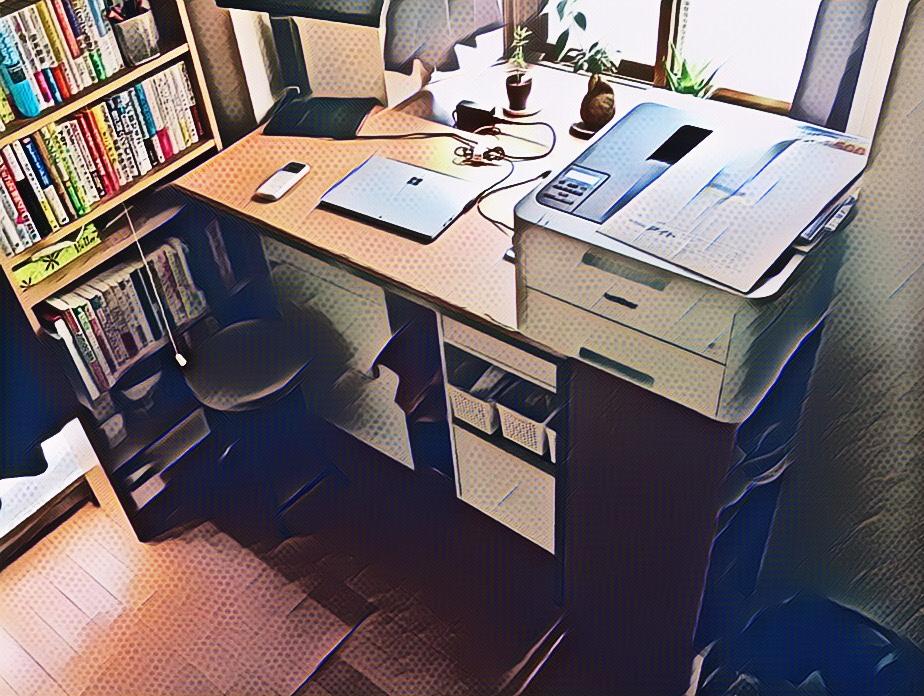 自室公開 - ブログを書く環境作り 2