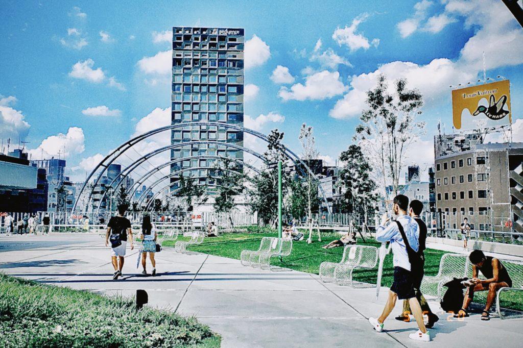 渋谷・宮下公園に行ってきた D7