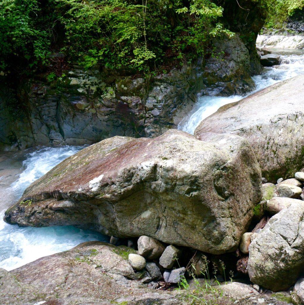 山梨県・西沢渓谷 Japan Nature - D13