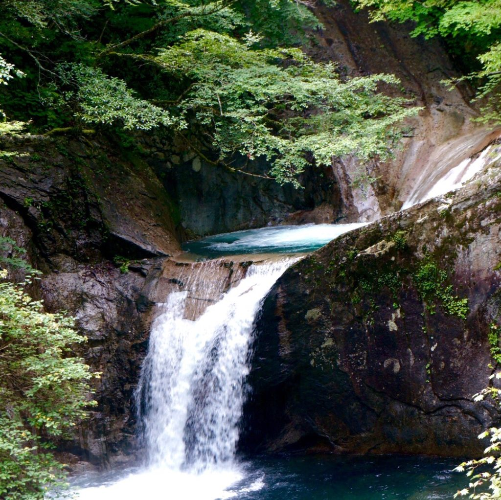 山梨県・西沢渓谷 Japan Nature - D18