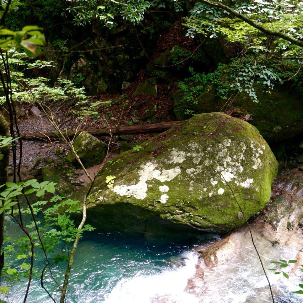 山梨県・西沢渓谷 Japan Nature - D3