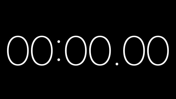 マイナポイントを申請・登録した 6 - 時間計測