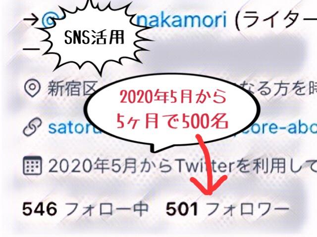 ツイッターのフォロワーが5ヶ月で500名に! 1日3名ペースで増やした方法を公開するよ 【SNS】