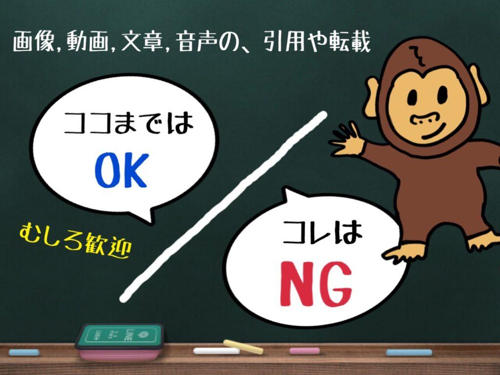 中森学が発表した画像・動画・文章・音声に関する、利用・紹介・引用・転載ガイド (著作権)
